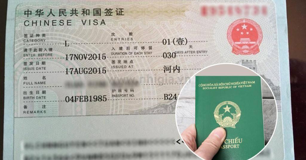 Những thắc mắc khác về visa Trung Quốc, vui lòng liên hệ 1900 6859