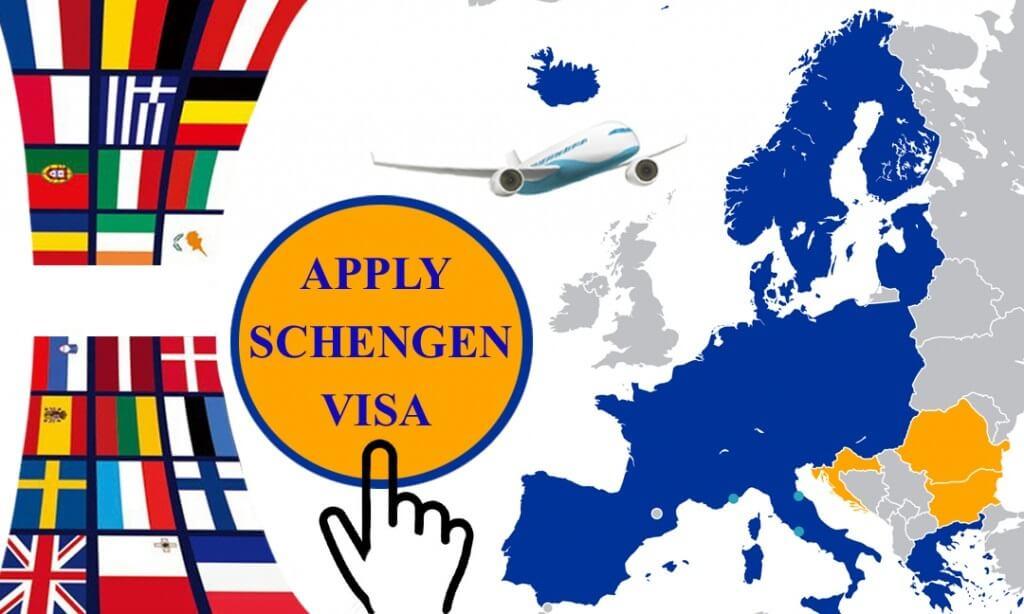 Lưu ý khi xin visa Schengen