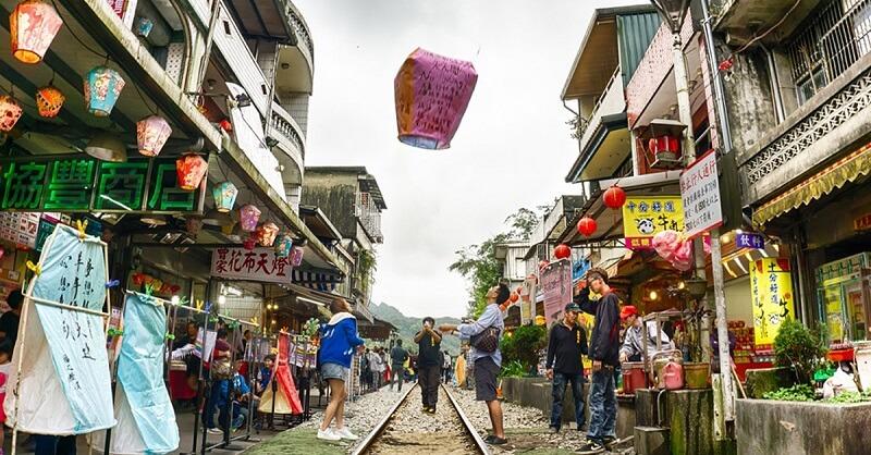 Hiện nay nhu cầu du lịch Đài Loan là rất lớn