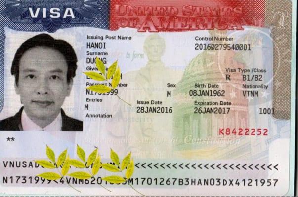 Để được duyệt visa Mỹ, cần nhiều điều kiện khác nhau