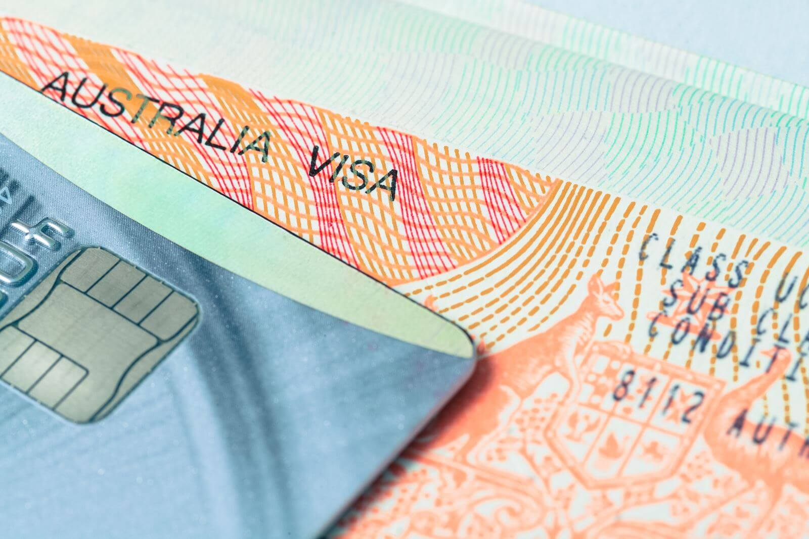 Thông tin cần biết về visa du học Úc