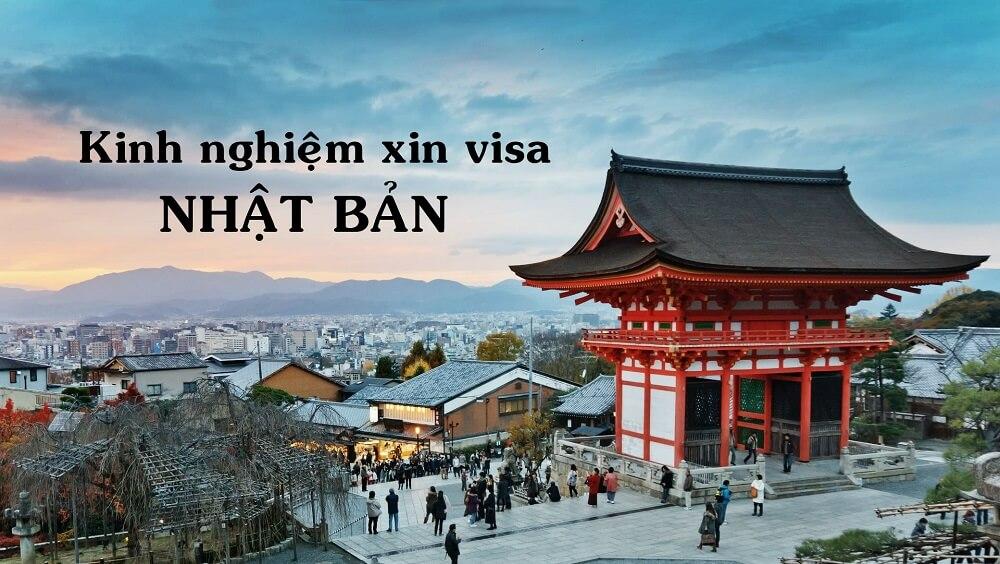 Chi tiết hồ sơ và thủ tục xin visa Nhật Bản mới nhất 2019