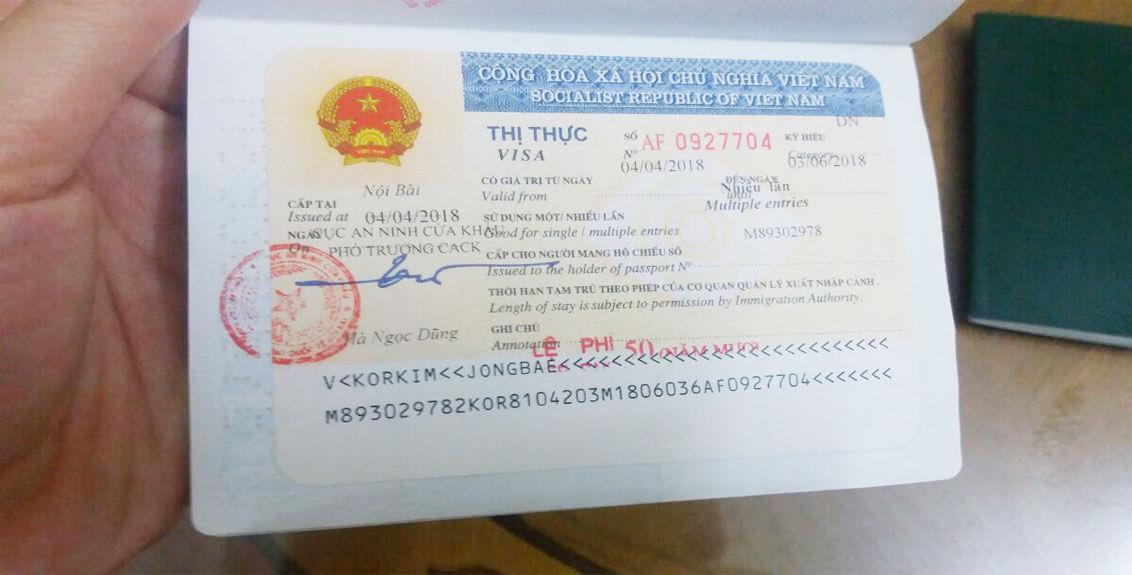 Xin visa tại sân bay giúp tiết kiệm được thời gian