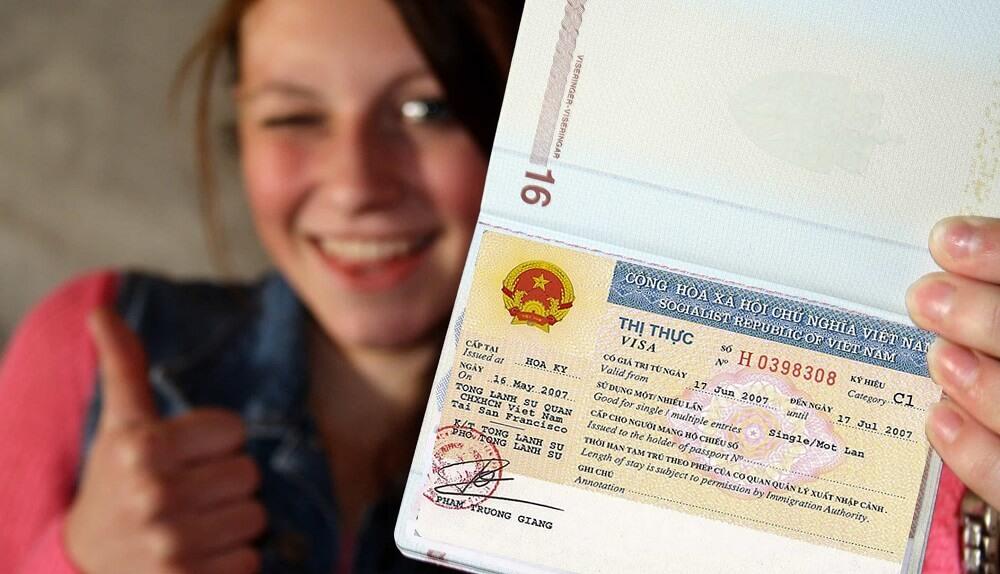 Hướng dẫn thủ tục xin visa Việt Nam