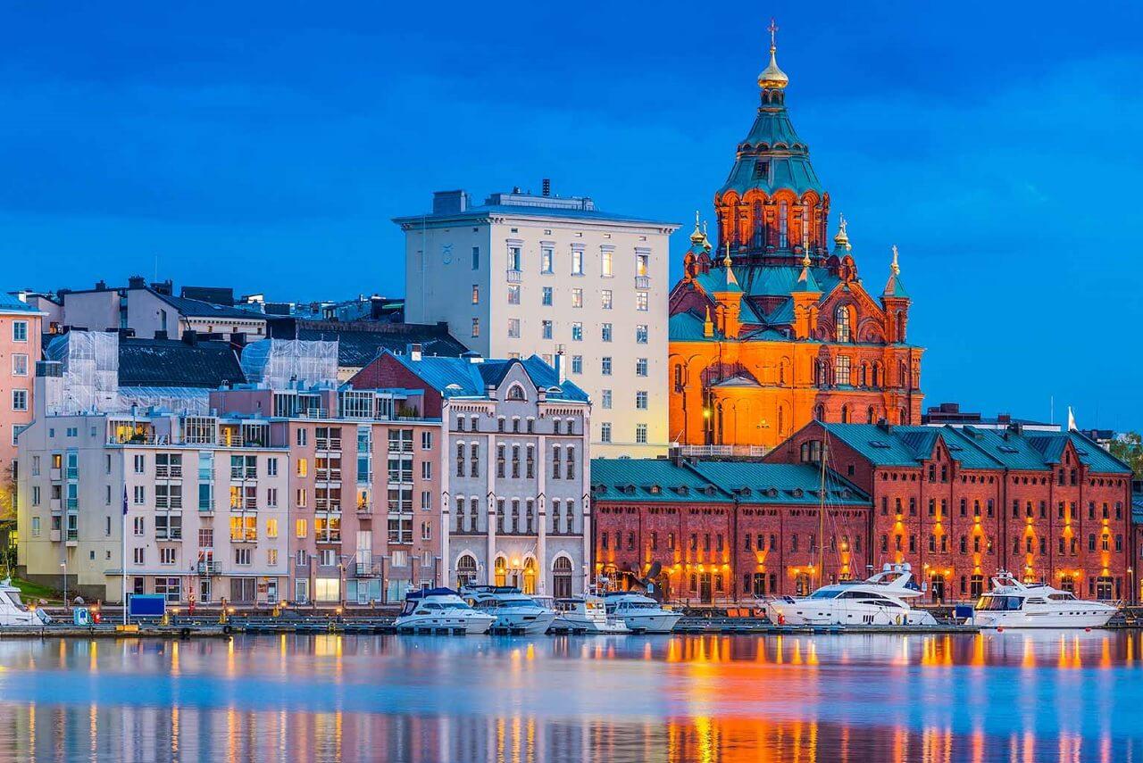 xin visa du học Phần Lan